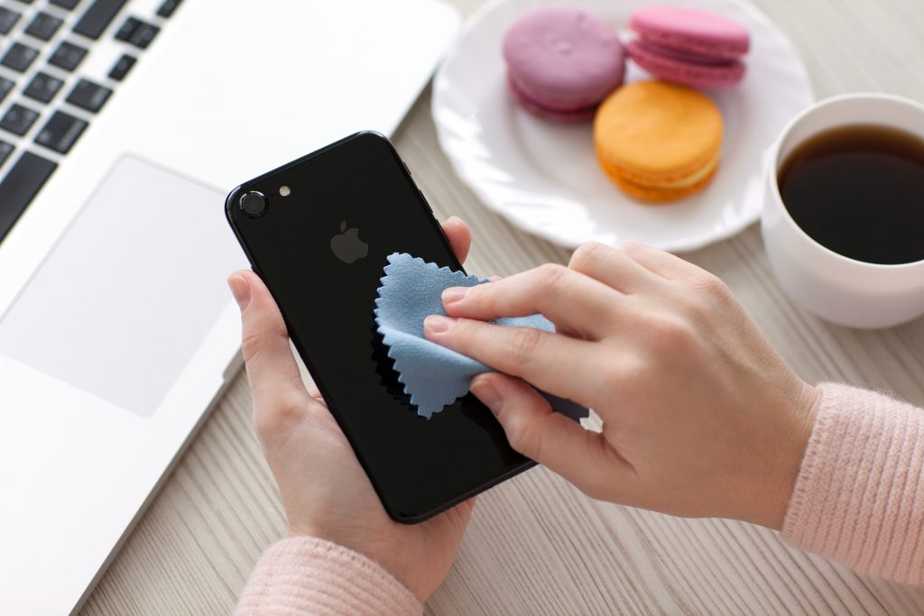 Cleaning Your Phone Cases
