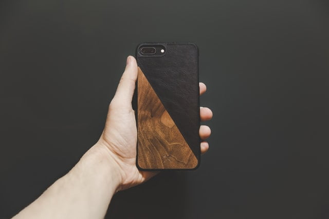 How To Clean Your Wood Phone